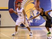 Boys Basketball: Southeast Raleigh vs. Garner (Jan. 20, 2015)