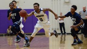 Boys Basketball: Millbrook vs. Broughton (Jan. 30, 2015)