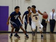 Boys Basketball: Millbrook vs. Broughton (Jan. 30, 2015)