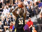 Boys Basketball: Apex vs. Panther Creek (Feb. 6, 2015)