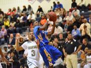 Boys Basketball: Garner vs. Knightdale (Feb. 6, 2015)