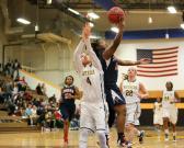 Girls Basketball: Jordan vs. Northern Durham (Feb. 10, 2015)