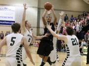 Boys Basketball: Panther Creek vs. Green Hope (Feb. 13, 2015)