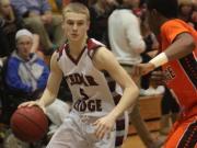 Boys Basketball: Cedar Ridge vs. Orange (Feb. 13, 2015)