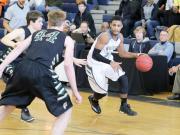 Boys Basketball: Pinecrest vs. Knightdale (Feb. 28, 2015)