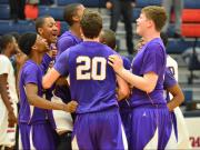 Boys Basketball: Jack Britt vs. Jordan (Feb. 28, 2015)
