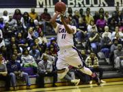 Boys Basketball: East Wake vs. Millbrook (Mar. 2, 2015)