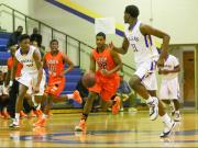 Boys Basketball: South View vs. Garner (Mar. 2, 2015)