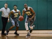 Boys Basketball: Knightdale vs. Apex (Mar. 2, 2015)