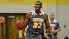 Boys Basketball: Knightdale vs. Apex (Mar. 2, 2015)