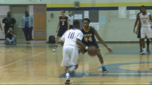 Boys Highlights: Northern Durham 61, Garner 73 (March 3, 2015)