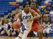 Boys Basketball: Seventy-First vs. Millbrook (Mar. 5, 2015)