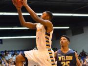 Boys Basketball: Weldon vs. East Carteret (Mar. 6, 2015)
