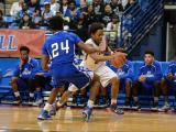 Boys Basketball: Hunt vs. Terry Sanford (Mar. 7, 2015)