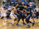 Boys Basketball: Millbrook vs. Garner (Mar. 7, 2015)