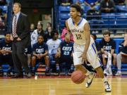 Boys Basketball: Millbrook vs. Garner (Mar. 7, 2015)