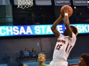 Boys Basketball: Terry Sanford vs. Ashbrook (Mar. 14, 2015)