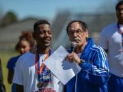 Garner celebrates state title with pep rally (Mar. 18, 2015)