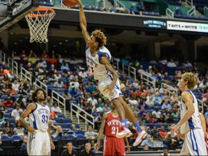 Boys Basketball: NCCA East-West All-Star Game (July 20, 2015)