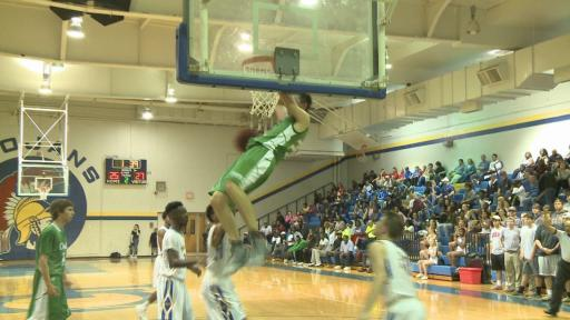 Highlights: Cary vs. Garner (Nov. 19, 2015)