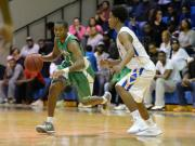 Boys Basketball: Cary vs. Garner (Nov. 19, 2015)