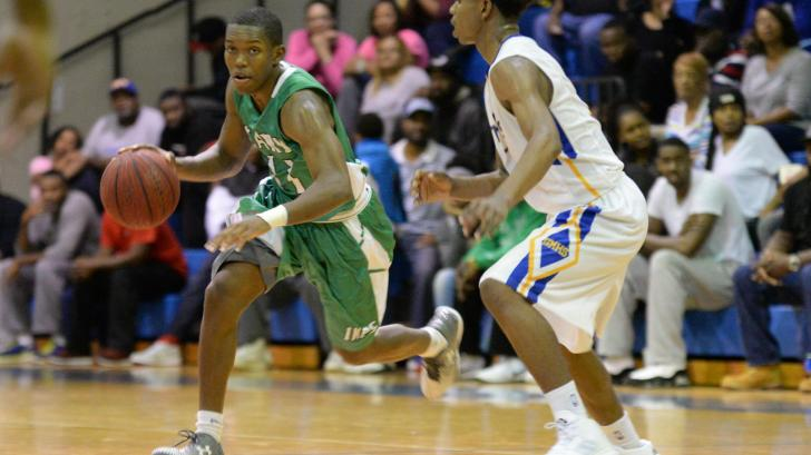 Boys Basketball: Cary vs Garner (Nov. 19, 2015)