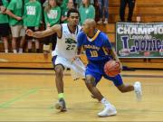 Boys Basketball: Garner vs. Leesville Road (Nov. 24, 2015)