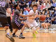 Boys Basketball: Broughton vs. Millbrook (Dec. 17, 2015)