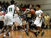 Boys Basketball: Knightdale vs. Southeast Raleigh (Dec. 17, 2015)