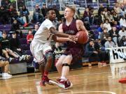 Boys Basketball: Jay Robinson 63, Trinity Christian 57 (Dec. 29, 2015)