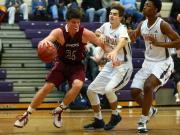 Boys Basketball: Virginia Episcopal 68, Carlisle School 48 (Dec. 29, 2015)