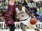 Boys Basketball: Virginia Episcopal vs. Jay Robinson (Dec. 30, 2015)