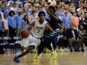 Boys Basketball: Millbrook vs. Heritage (Jan. 8, 2016)