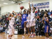 Boys Basketball: Garner vs. Knightdale (Jan. 8, 2015)