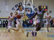 Boys Basketball: Word of God vs. Garner (Jan. 13, 2016)