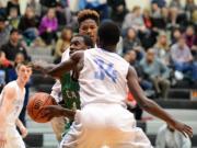 Boys Basketball: Cary vs. Panther Creek (Jan. 15. 2015)