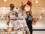 Boys Basketball: Leesville Road vs. Millbrook (Jan. 21, 2016)