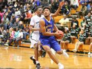 Boys Basketball: Garner vs. Southeast Raleigh (Jan. 21, 2016)