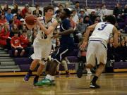 Boys Basketball: Leesville Road vs. Broughton (Jan. 26, 2016)