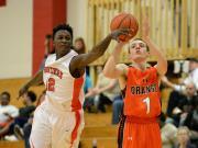 Boys Basketball: Orange vs. Southern Durham (Jan. 29, 2015)