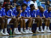 Boys Basketball: Clayton vs. Garner (Feb. 2, 2016)