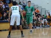 Boys Basketball: Cary vs. Leesville Road (Feb. 3, 2016)