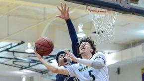 Boys Basketball: Heritage vs. Millbrook (Feb. 5, 2016)