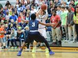 Boys Basketball: Heritage vs. Millbrook (Feb. 5, 2016)