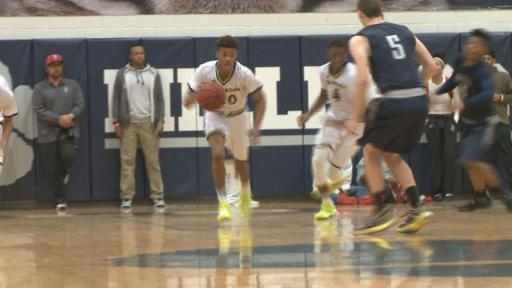 Boys Highlights: Heritage vs. Millbrook (Feb. 5, 2016)