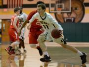 Boys Basketball: Sanderson vs. Apex (Feb. 10, 2016)