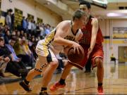 Boys Basketball: Middle Creek vs. Apex (Feb. 11, 2016)