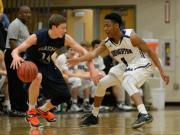 Boys Basketball: Heritage vs. Broughton (Feb. 12, 2016)