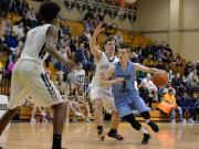Boys Basketball: Panther Creek vs. Green Hope (Feb. 16, 20