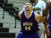 Boys Basketball: Holly Springs vs. Apex (Feb. 17, 2016)